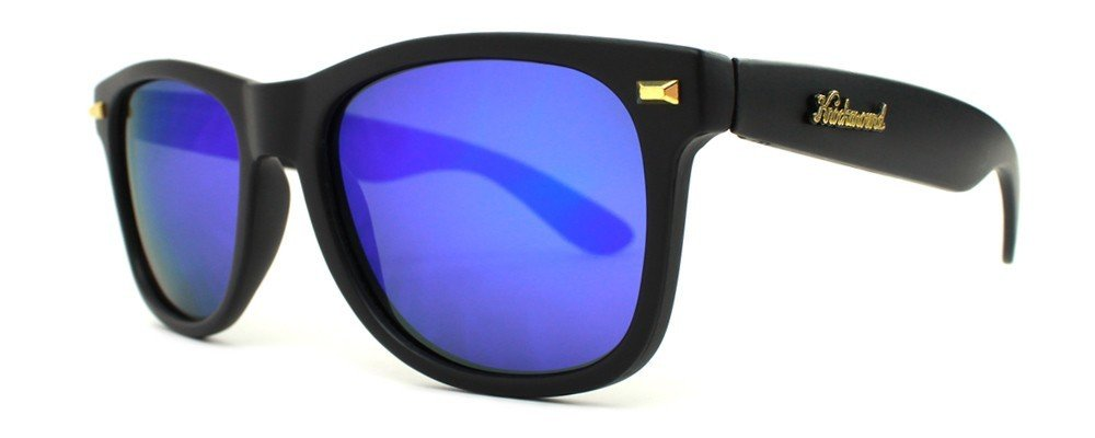 Gafas de sol Knockaround Fort Knocks Matte Black / Moonshine...
