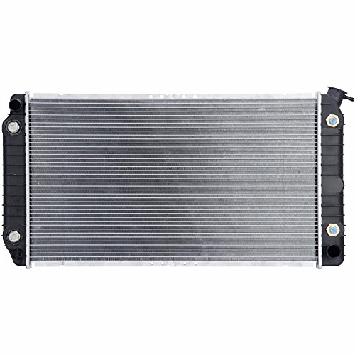 (Klimoto Brand New Radiator fits Buick Park Avenue Cadillac Deville 3.8L V6 4.1L 4.5L 4.9L V8 KLI856)