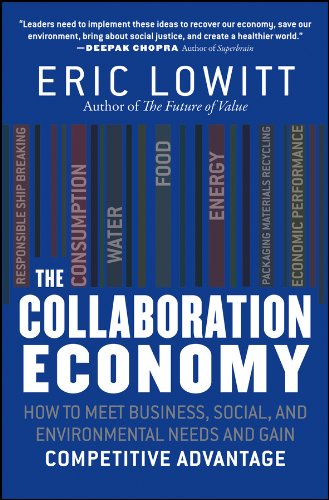 Eric Lowitt Publication