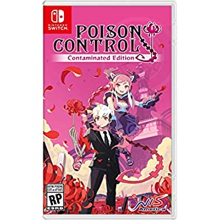 Poison Control: Contaminated Edition - Nintendo Switch
