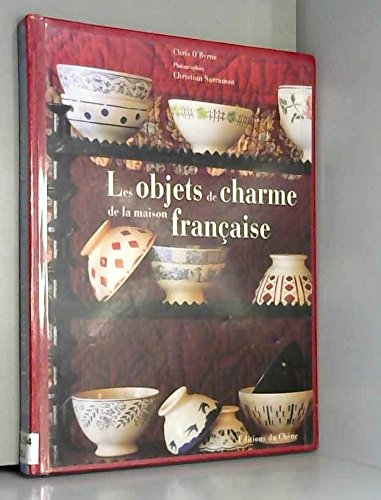 Les objets de charme de la maison française
