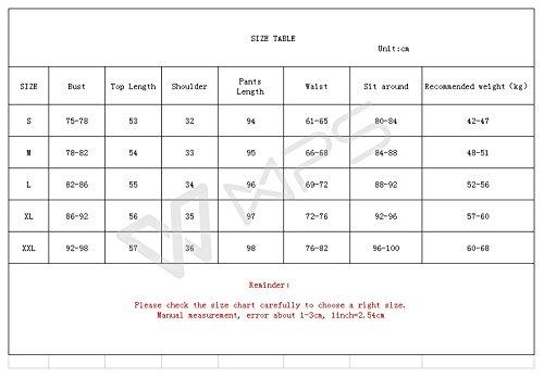 Elasticidad Sportswear Ropa nbsp;piezas 3 Chándal Deportiva Ygxl nbsp; juego 7dXx7q