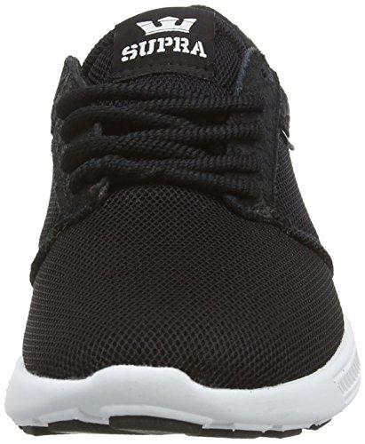 SupraHammer Run - Zapatillas de Deporte Unisex adulto Negro (black  - white   blk)