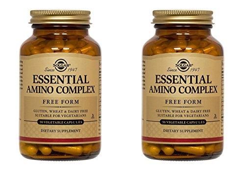 Solgar, Essential Amino Complex, 90 Veggie Caps - ()