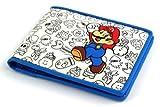 Nintendo SUPER MARIO Bi-Fold WALLET – All Characters, Bags Central
