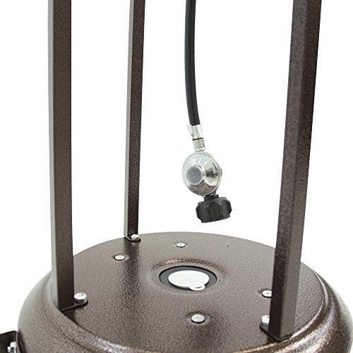 Dyna-Glo-DGPH201BR-48000-BTU-Premium-Hammered-Bronze-Patio-Heater
