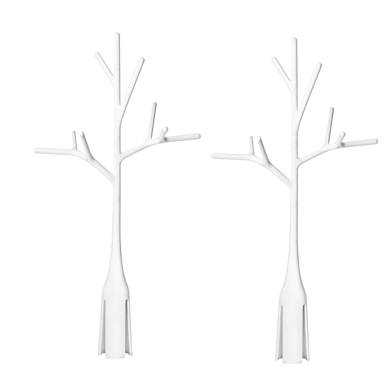 Twig Grass and Lawn Drying Rack Accessory, White,Twig White (2 Pack) by Boon