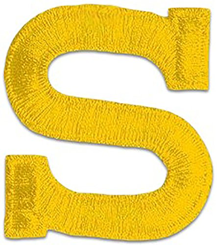 Single Alphabet Letters Designs S - More information