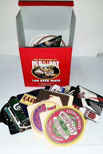 ats From England In Gift Box (Beer Mats)
