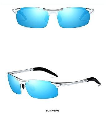 Wang-RX Aluminio, Magnesio, Deporte, Gafas De Sol ...