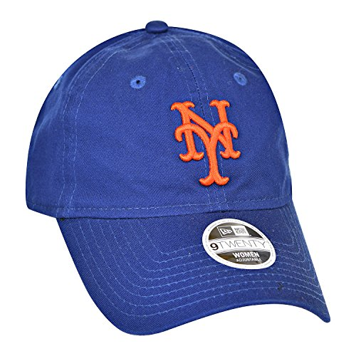 MLB New York Mets Women's Essential 9Twenty Adjustable Cap