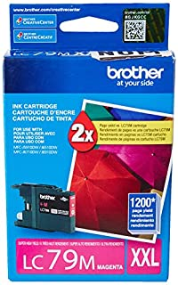 Brother LC79M Super High Yield XXL Cartridge InkRetail Packaging (Magenta) (B004PBLOUU) | Amazon Products
