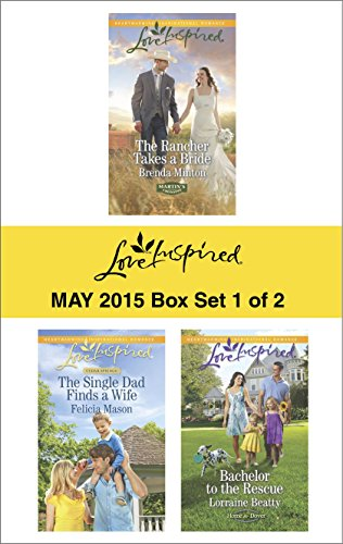 book cover of Love Inspired May 2015 - Box Set 1 of 2