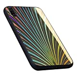 Fvntuey Ultra Thin Gradient Colorful Aurora Case...