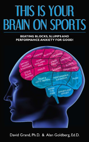 This is Your Brain on Sports: Beating Blocks, Slumps and Performance Anxiety for Good! (English Edition)