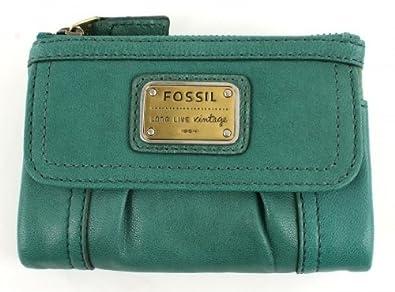 b784919aa64d3 Fossil Emory Kombi-Geldbörse Leder 14 cm  Amazon.de  Koffer ...