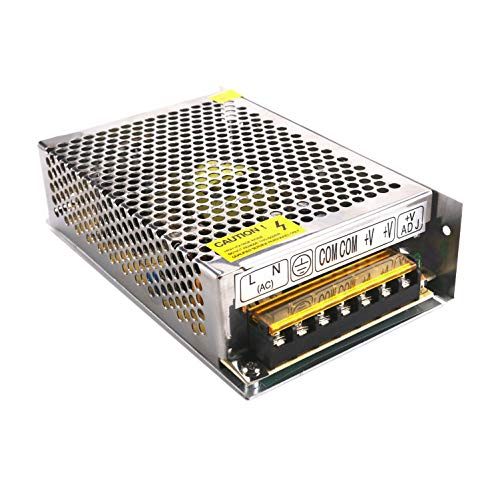 PHEVOS 5V 12A 60Watt Universal Switching Power Supply for Raspberry PI Models CCTV Radio Project WS2812B WS2811 WS2801 LED Strips Pixel Lights