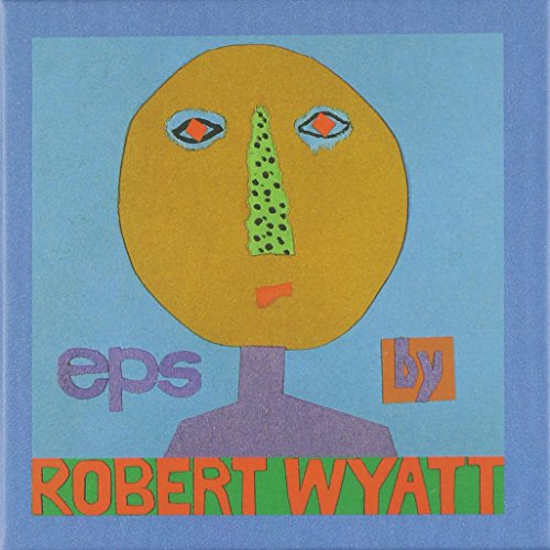 CD : Robert Wyatt - Eps [limited Edition] [reissue] (Limited Edition, Reissue, 5PC)