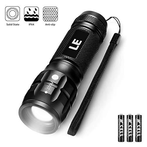 LE CREE LED Flashlight
