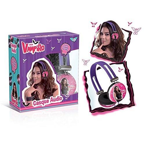 50off Chica Vampiro Auriculares Para Niñas Canal Toys
