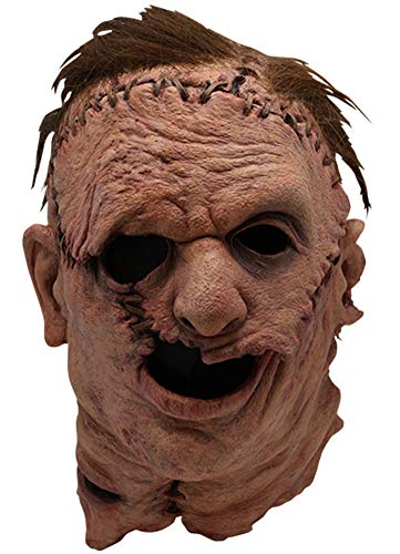 Trick or Treat Texas Chainsaw Massacre Remake Leatherface Mask-Standard
