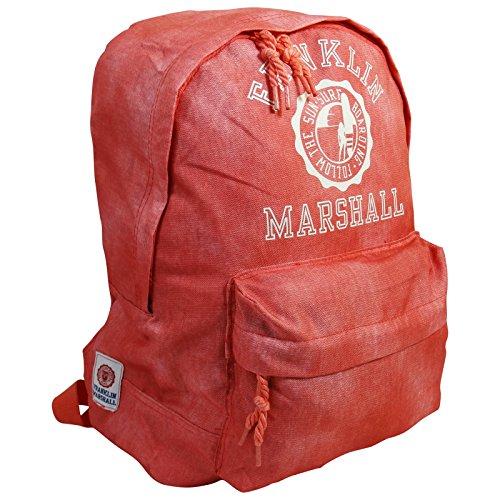 Franklin Marshall Mochila Bolso Por Mujer Escolar Tiempo Libre Rosa: Amazon.es: Equipaje