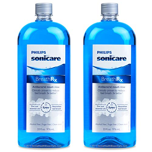 (BreathRx DIS365 Mouth Rinse 33oz (2)