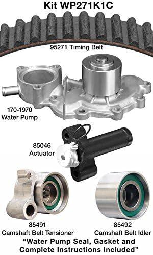 DAYCO Brand New Belt Kit pompe à eau dayktbwp 9670