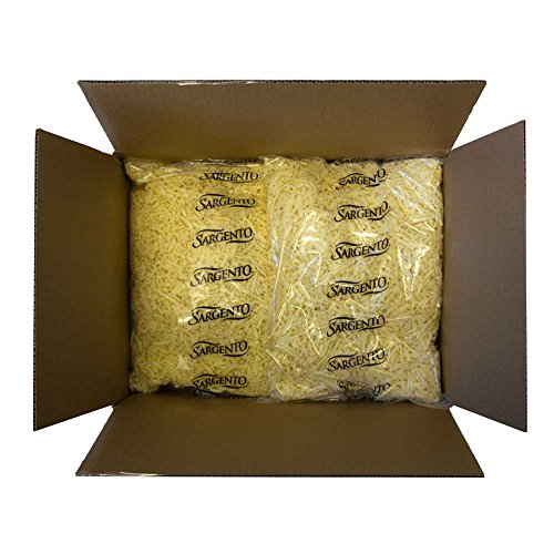 Sargento Pepperjack Shredded Cheese, 5 Pound -- 6 per case. by Sargento (Image #2)