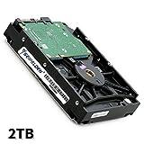 Seifelden 2TB Hard Drive 3 Year Warranty for HP ENVY 23-1075 23-c010 23-c010xt 23-c030 23-c050 23-c055 23-c059 23-c110xt 23-c115xt 23-c130 23-c159 23-d027c 23-d030 23-d034 23-d038 23-d038c 23-d039