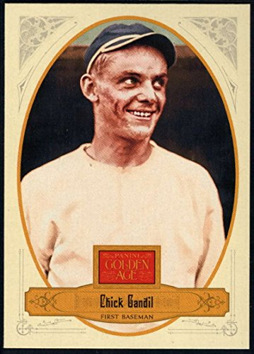 (Baseball MLB 2012 Panini Golden Age #15 Chick Gandil White Sox)