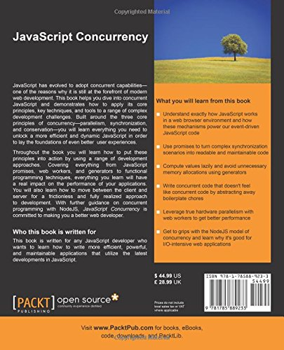 JavaScript Concurrency: Amazon.es: Adam Boduch: Libros en ...