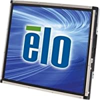 Elo Touch E001126 1739L PCAP 17 Open-Frame Touchscreen, Projected Capacitive, Clear without Power Brick, Black