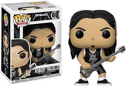 Vinyl Figure Metallica Robert Trujillo Pop New in stock