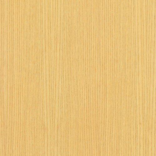 Ash Wood Veneer Qtr Cut 2'x8' 10 mil (Paperback) Sheet by Wood-All