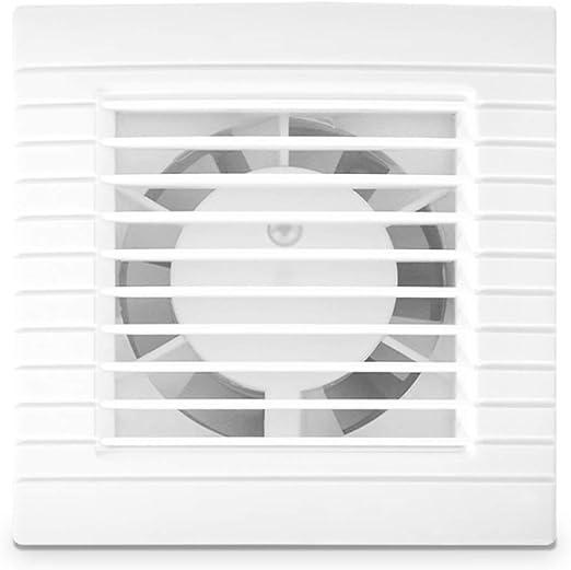 TWDYC Extractor de Aire, Ventilación Ventilador Baño Garaje de ...