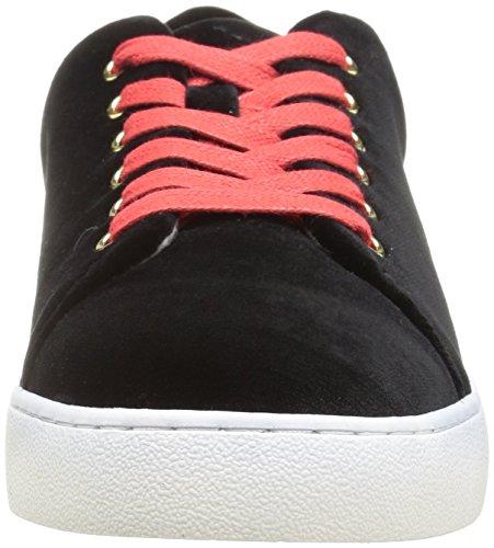 Nine Sneaker Black Fabric Pristine West Women's Fabric rx1PFrpq