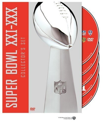 NFL Films Super Bowl Collection - Super Bowls XXI-XXX by NFL (Xxi Super Bowl)