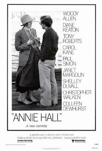 Annie Hall Poster Movie 1977