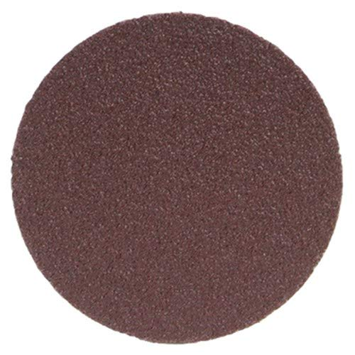 2'' - 50 Grit - Aluminum Oxide - Snap-On Quick Change Disc (Pack of 100)