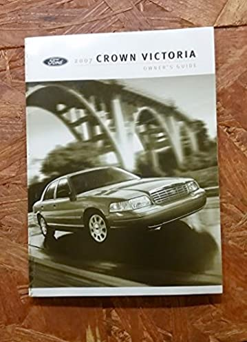 2007 crown vic owners manual how to troubleshooting manual guide rh instructionmanualtech today 1991 Ford Crown Victoria Ford Crown Victoria Police Interceptor