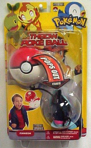 Pokemon Throw Poke Ball - Finneon