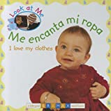 Me Encanta Mi Ropa/I Love My Clothes, Brimax, 1601760302