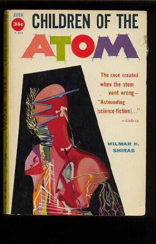 Children of the Atom (Avon SF, No. T-221)