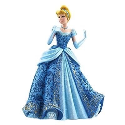 Enesco Disney Showcase Couture De Force Cinderella Stone Resin Figurine