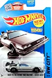 micro machines hot wheels - HOT WHEELS 2015 RELEASE BACK TO THE FUTURE TIME MACHINE HOVER MODE DIE-CAST