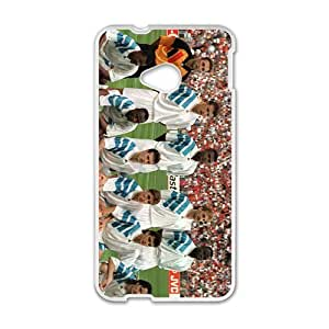 SANLSI Five major European Football League Hight Quality Protective Case for HTC M7
