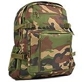 Rothco Woodland Camo Backpack