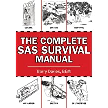 Books The Complete SAS Survival Manual