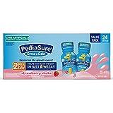 PediaSure Strawberry Shake - 8 oz. bottles - 24